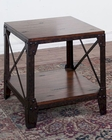 Crosswinds End Table by Sunny Designs SU-3232WM-E