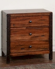 Crosswinds NightStand by Sunny Designs SU-2377WM-N