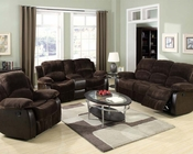 Dark Brown Sofa Masaccio by Acme Furniture AC50470SET