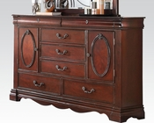 Dark Cherry Dresser Estrella by Acme Furniture AC20735