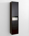 Delmore 12in Espresso Side Cabinet by Virtu USA VU-ESC-621-ES