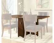 Dining Gate Leg Table Perspective by Somerton SO-152G60
