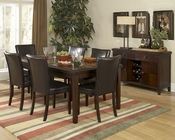 Dining Room Set Belvedere EL-3276-78s
