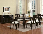 Dining Room Set in Chocolate CO-101921s