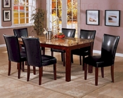 Dining Room Set in Rich Cherry CO-120311s