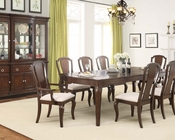 Dining Set in Cherry Florence by Acme Furniture AC60730SET