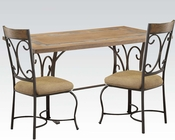 Dining Set Kiele by Acme Furniture AC71150SET