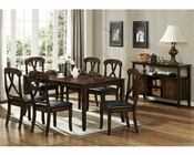 Dining Set Kinston by Homelegance EL-630-72-SET
