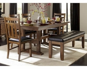 Dining Set Kirtland by Homelegance EL-1399-90-SET