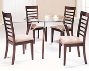 Dining Set Martini by Acme Furniture AC08185SET