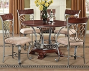 Dining Set Omari by Acme Furniture AC70100SET
