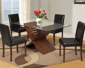 Dining Set Trava by Acme Furniture AC70890SET
