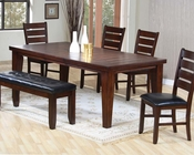 Dining Set Urbana Cherry by Acme Furniture AC04620SET