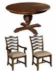 Dining Set Vintage European by Hekman HE-23221-SET