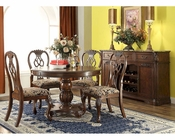 Dining Set w/ 48in Round Table MCFD9300-R