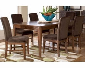 Dining Set w/ Rectangle Table Beaumont by Homelegance EL-2111-72-SET