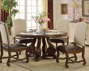 Dining Set w/ Round Table by MCF Furnishings MCFD9800-R