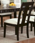 Dining Side Chair in Chocolate CO-101922 (Set of 2)