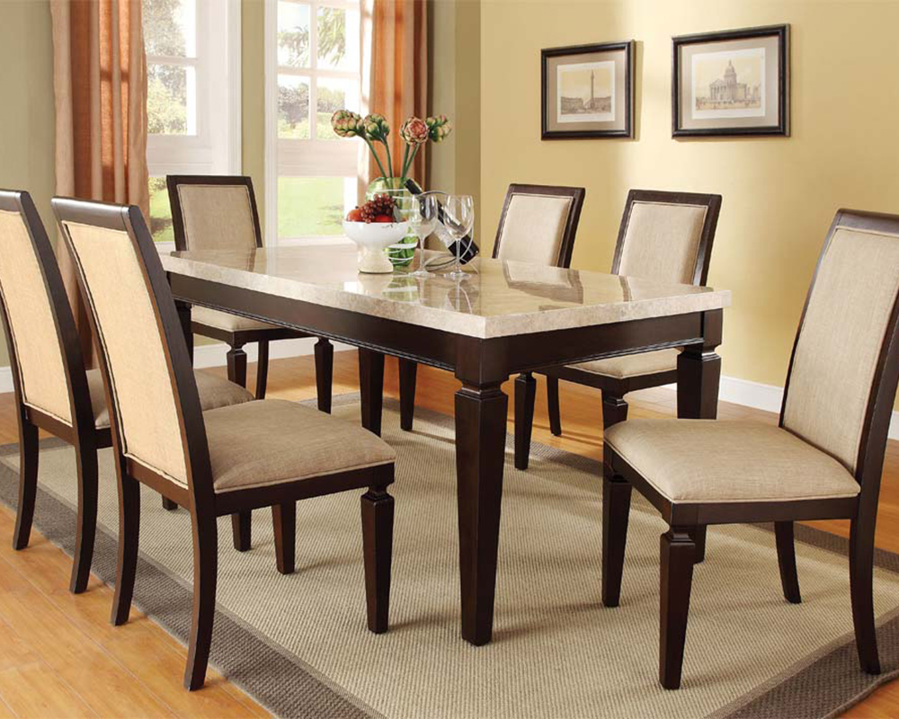 Dining Table Agatha By Acme Ac70480set