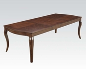 Dining Table in Cherry Florence by Acme Furniture AC60730