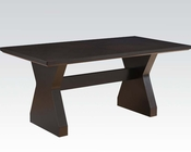 Dining Table in Contemporary Style Effie by Acme Furniture AC71515