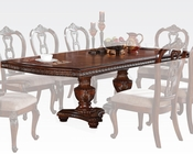 Dining Table in Tobacco Nathaneal by Acme Furniture AC62310