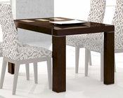 Dining Table Inez in Cappuccino European Design Made in Spain 33D132