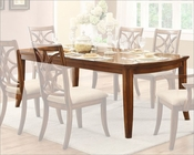 Dining Table Keegan II by Homelegance EL-2546NF-96