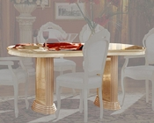 Dining Table Romana European Design Made in Italy 33D42