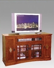 Distressed Mission Oak TV Console SU-2731MC