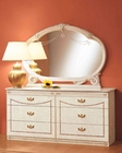 Double Dresser and Mirror Romana European Design Made in Italy 33B484