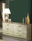 Double Dresser Empire Classic Style Made in Italy 33B505