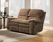 Double Reclining Loveseat Reilly by Homelegance EL-9766CP-2