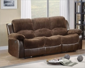 Double Reclining Sofa Cranley by Homelegance EL-9700FCP-3