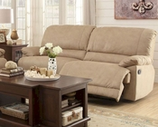 Double Reclining Sofa Elsie by Homelegance EL-9713NF-3