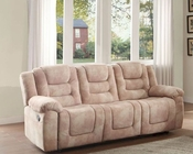 Double Reclining Sofa Freya by Homelegance EL-8513-3