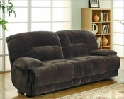 Double Reclining Sofa Geoffrey by Homelegance EL-9723-3