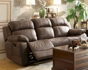 Double Reclining Sofa Marille by Homelegance EL-9724BJ-3