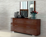 Italian Dresser and Mirror Antonelli in Modern Style 33190AT