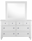 Dresser and Mirror Cape Maye by Magnussen MG-B2819DM