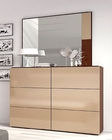 Dresser and Mirror Mario Modern Style Made in Spain 33B384