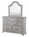 Dresser and Mirror Windsor Lane by Magnussen MG-B3341DM