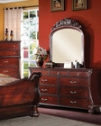 Dresser w/ Mirror Abramson by Acme Furniture AC22367DM