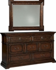 Dresser w/ Mirror Canyon Retreat by Hekman HE-941801CY-DM