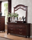 Dresser w/ Mirror Cleveland by Acme Furniture AC21555DM