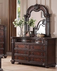 Dresser w/ Mirror Daruka by Acme Furniture AC21315DM