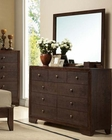 Dresser w/ Mirror Madison by Acme Furniture AC19575DM
