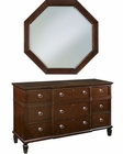 Dresser w/ Mirror New Traditions by Hekman HE-951260NT-M