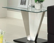 End Table Silverstone by Homelegance EL-3455-04