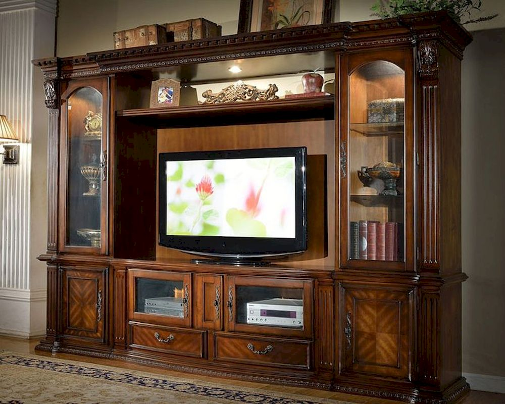 entertainment center Buy tv stands at macy's and get free shipping with $99 purchase great selection of entertainment centers, media centers and tv stands for your living room.